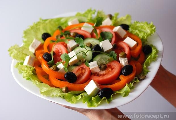 Салаты из листьев салата 21 рецепт  Рецепты салатов