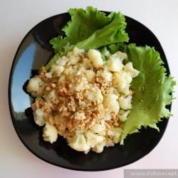 Капустно-ореховый салат