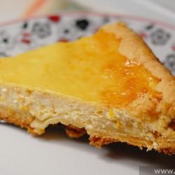 Творожная запеканка или farmers cheesecake