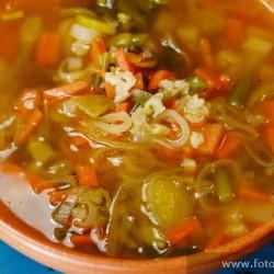 Непальский суп готов
