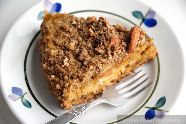 Морковный пирог по рецепту Джейми Оливера