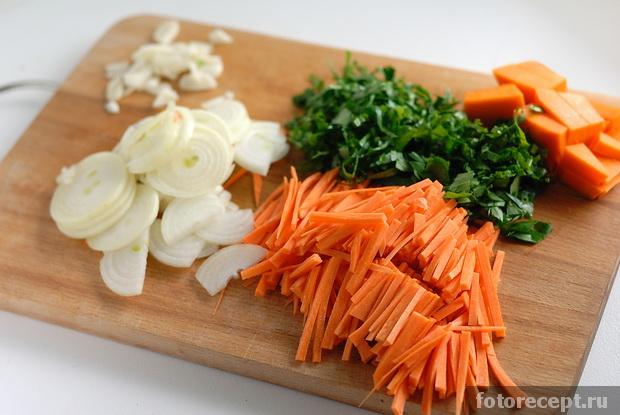 как приготовить тыкву салат