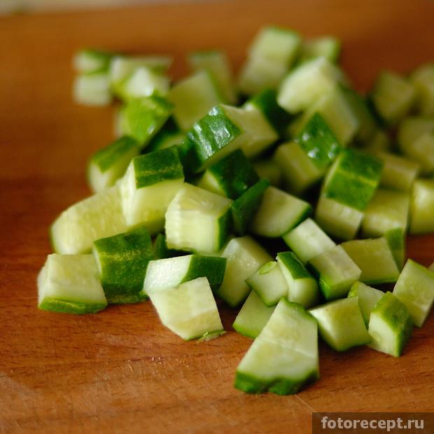 Фото простые рецепты новогодних салатов