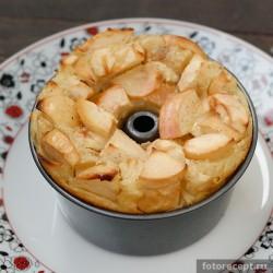 Флонярд из яблок (flognarde)