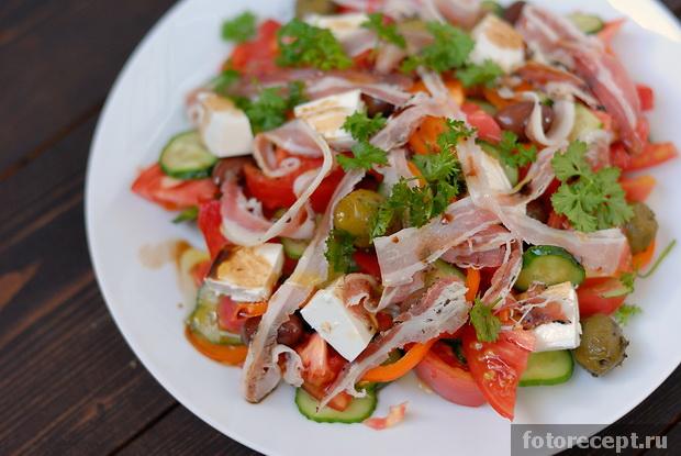 Рецепт свинины запеченная в духовке в рукаве с овощами