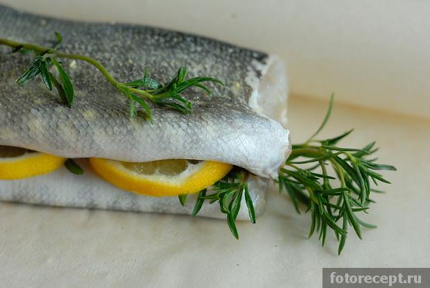 рецепты запеченной рыбы в духовке кусками