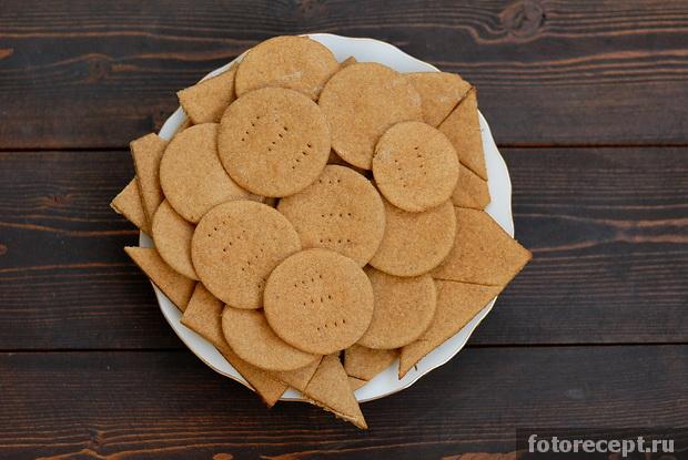 рецепт с фото печенья с медом