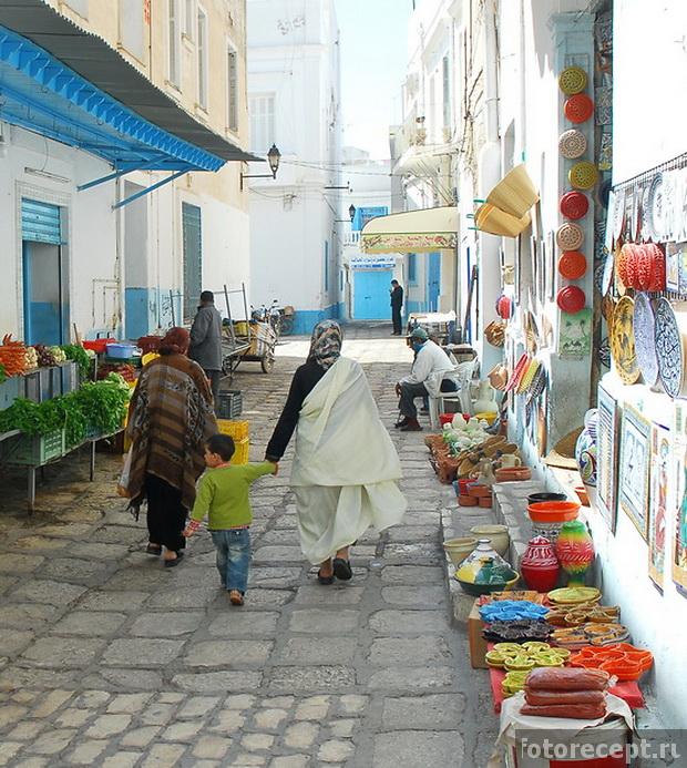 Тунисская кухня. Часть 1