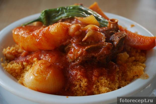 Тунисская кухня. Часть 2