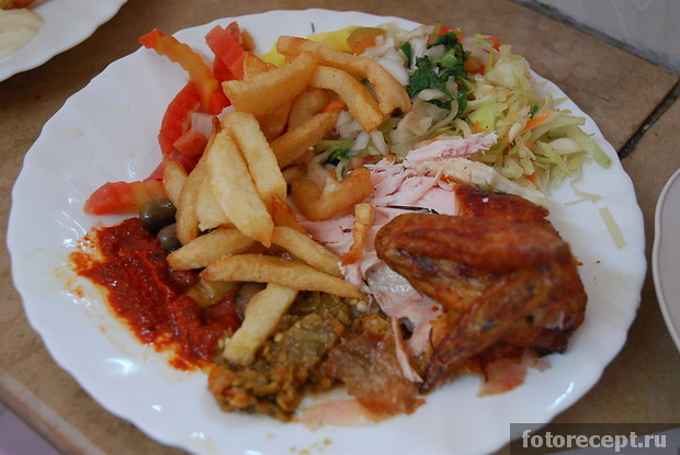 Тунисская кухня. Часть 1.