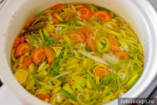 приготовления Легкие супы быстрого