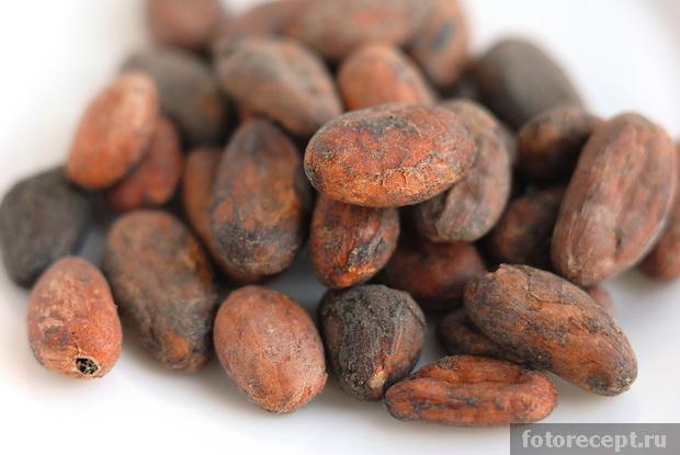 Что можно сделать из какао бобов 263