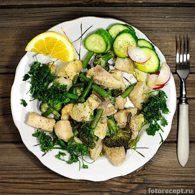 рецепты приготовления филе морского языка