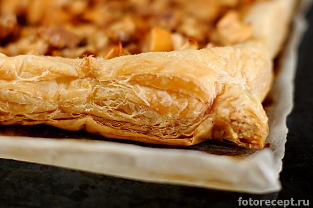 Творожный пирог с ягодами рецепт с фото пошагово