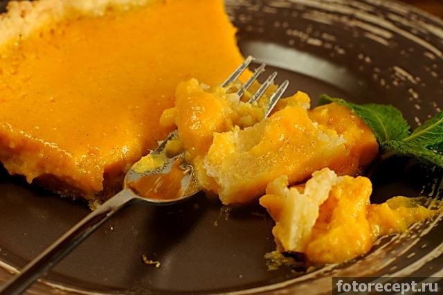 Французский тыквенный пирог по рецепту Джейми Оливера