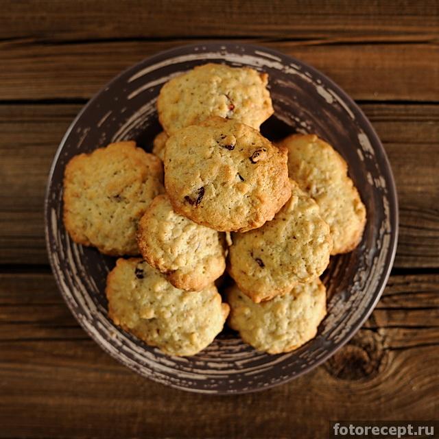 рецепт овсяного печенья джейми оливер