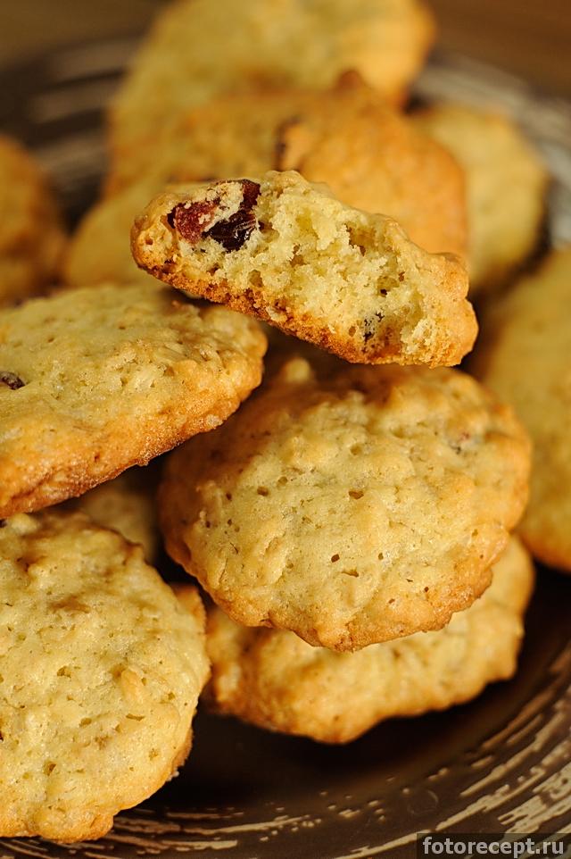 Пышное печенье рецепт фото