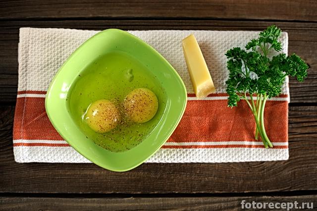 Итальянский яичный суп – страчателла