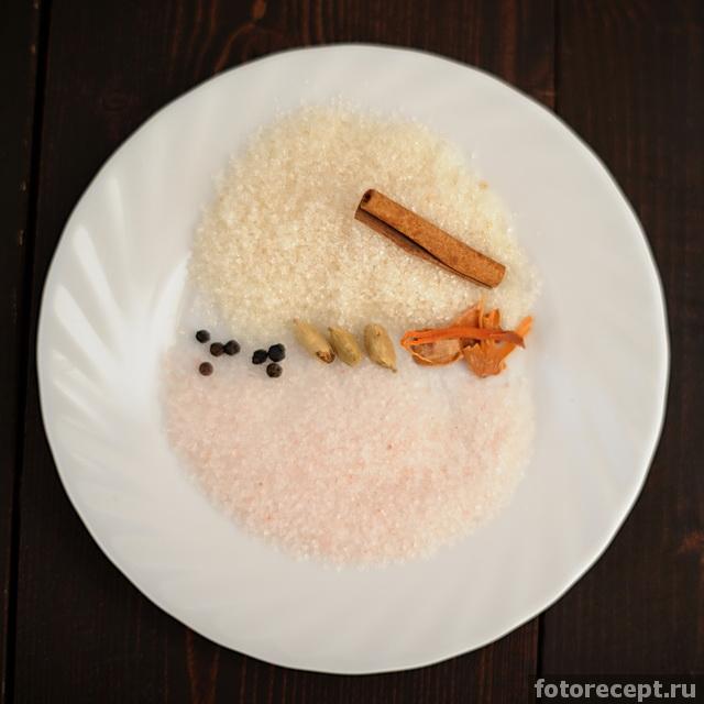 рецепт маринованной сливы к мясу