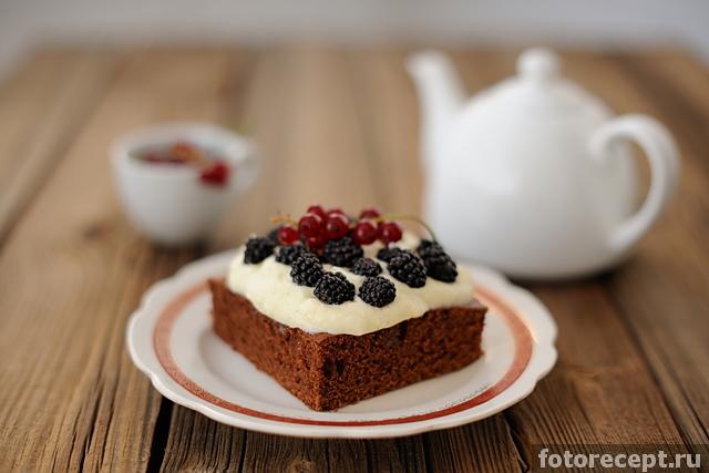 красивые пирожные рецепты с фото