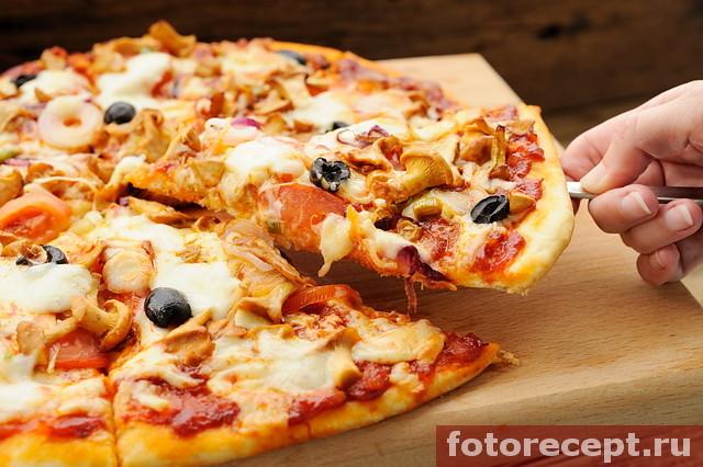 Начинки с грибами для пиццы в домашних условиях