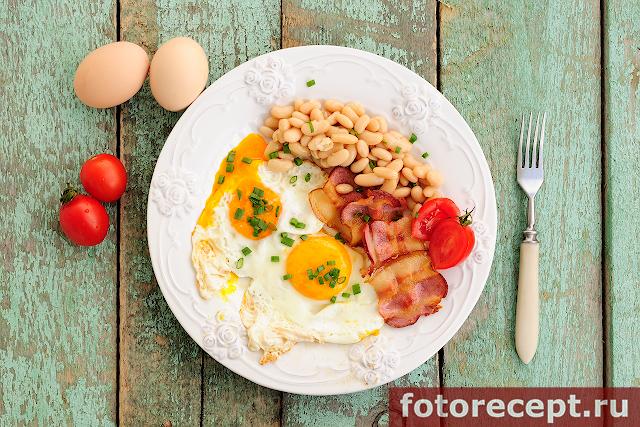 Лёгкий английский завтрак