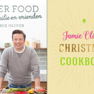 Новые книги Джейми Оливера: Super Food Family Classics и Jamie Oliver's Christmas Cookbook