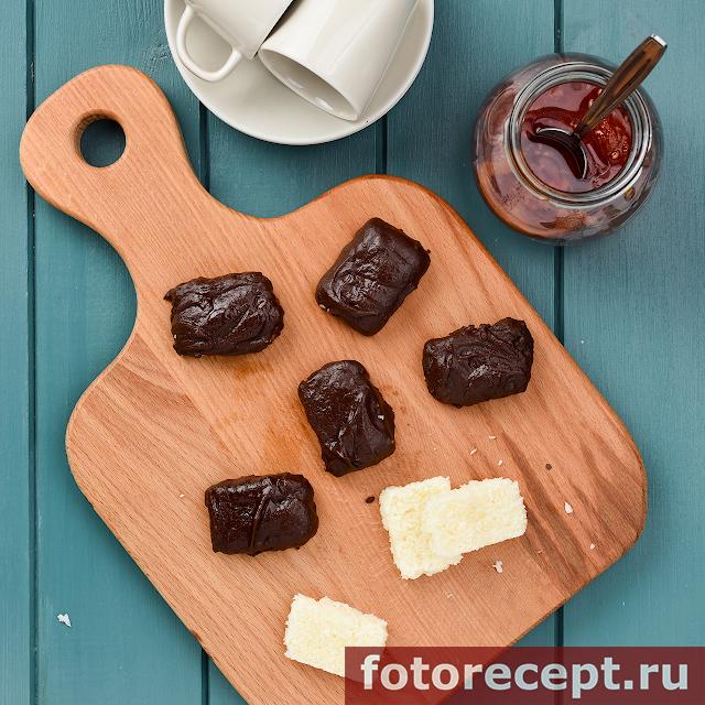 Домашние конфеты баунти